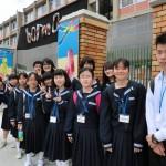 小野高校蜻蛉祭見学