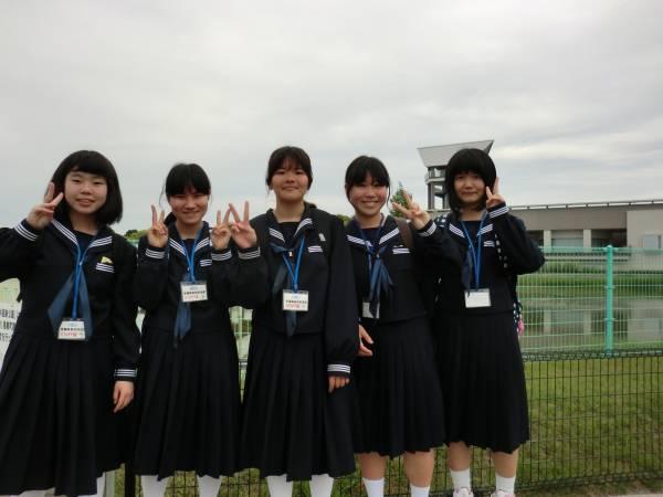 東播磨高等学校制服画像