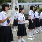 またまた小野高校で練習