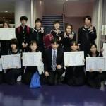 2015県総文決勝、銀賞×3獲得