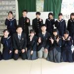 永田さん、小野高校、南砺福野高校を迎えて