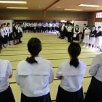 NHK杯地区大会直前練習&6校合同練習会