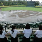 高校野球開会式の司会