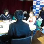 ラジオ関西で番組収録 オンエアーは3月23日です!