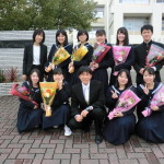 放送部の卒業式2019