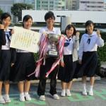 第66回NHK杯全国大会で優勝!