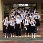小野高校で合同練習