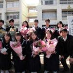 45回生卒業式