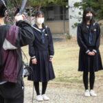 小野高校が来校 久しぶりの合同練習